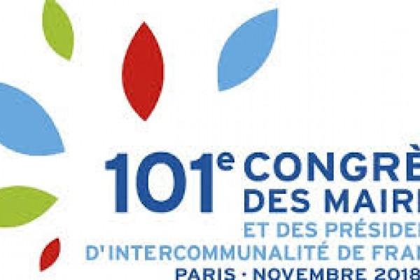 101e Congrès des Maires de France