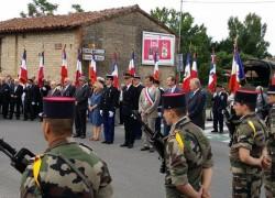 Commémoration Buzet sur Tarn