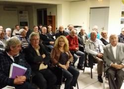 Réunion à la Communauté de Communes du Canton de Saint Béat