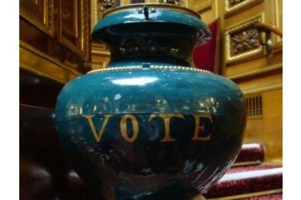 Proposition de loi relative à l'élection des élus métropolitains