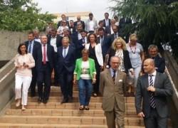 Visite du Ministre Jacques Mézard à Colomiers
