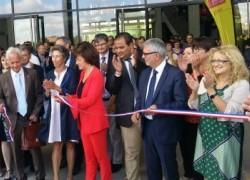 Inauguration du Lycée Nelson Mandela de Pibrac