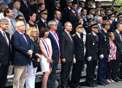 Fête nationale à Toulouse