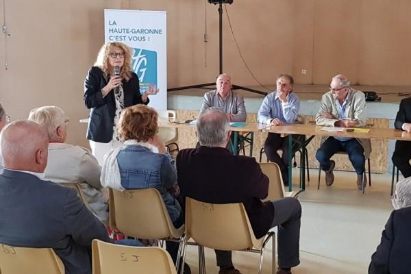 Assemblée Générale de l'AMRF 31 à Saint-Julien