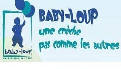Françoise Laborde visite la crèche Baby Loup
