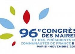 Congrès des Maires 2013