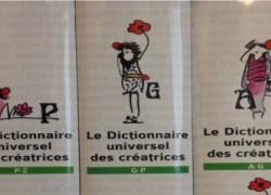 Publication du Dictionnaire universel des créatrices