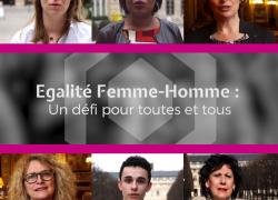 Egalité Hommes Femmes : un défi pour toutes et tous
