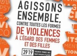 Journée nationale contre les violences faites aux femmes