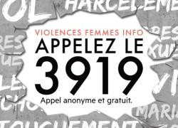 Journée internationale de lutte contre les violences faites aux Femmes