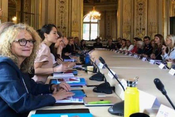 Installation du Haut Conseil à l'Egalité entre les Femmes et les Hommes