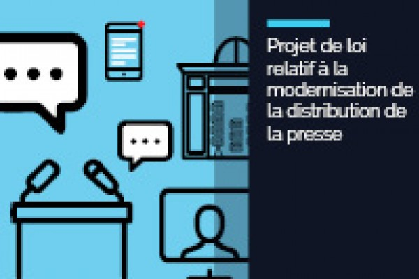 Modernisation de la distribution de la presse
