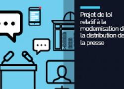 Modernisation de la distribution de la presse